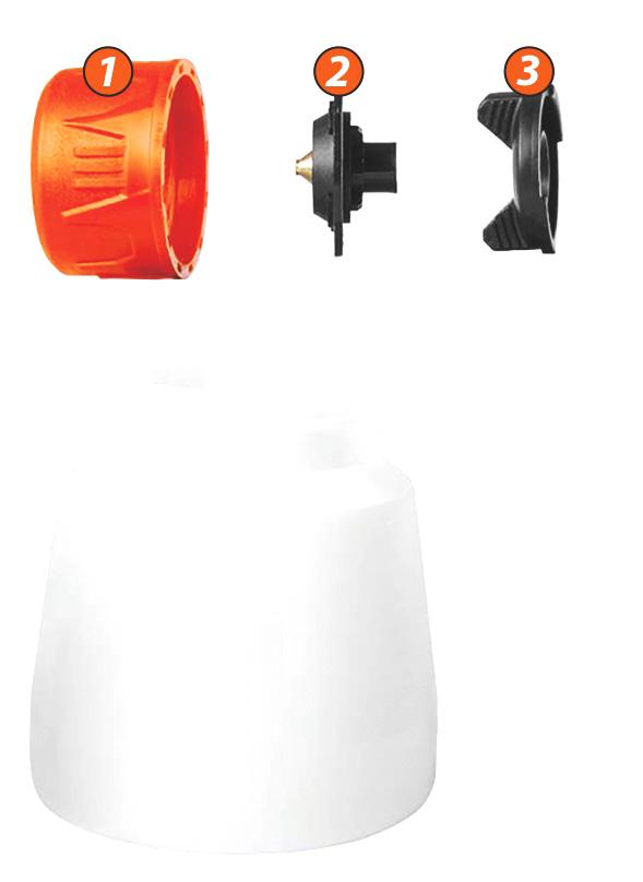 550W Spare Parts